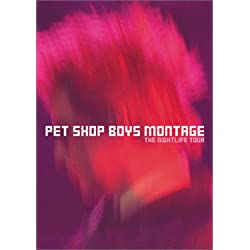 "Pet Shop Boys - Montage (The ""Nightlife"" Tour)"