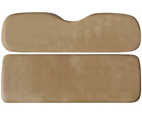 Madjax Rear Seat Cushion Set TAN For EZ-GO TXT & Yamaha G22-G16