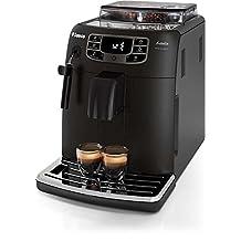 Saeco HD8758/57 Intelia Deluxe Espresso Machine, Black