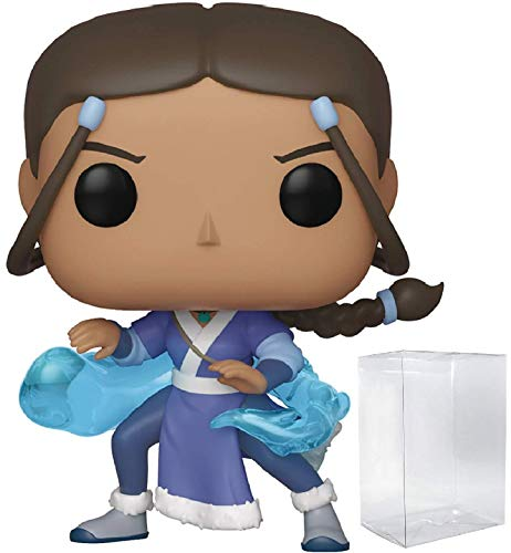 Funko Avatar: The Last Airbender - Katara Pop! Vinyl Figure (Includes Compatible Pop Box Protector Case) (Avatar The Last Airbender Fire Nation Ship)