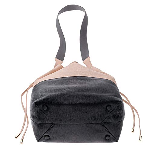 One black Women's Shoulder Women's black Shoulder DuDu One Bag Black Black DuDu Bag Size qAPnHTqEa