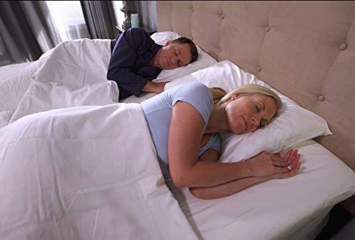 MyPillow Three-inch Mattress Bed Topper