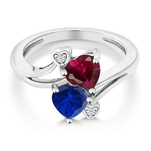 Buy unheated ruby ring