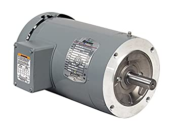 Boston gear ertf ac motor tefc totally enclosed fan for Totally enclosed fan cooled motor