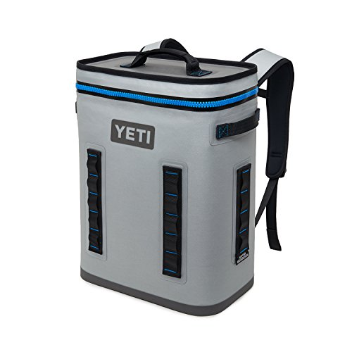 YETI Hopper BackFlip 24 Soft Sided Cooler/Backpack, Fog Gray