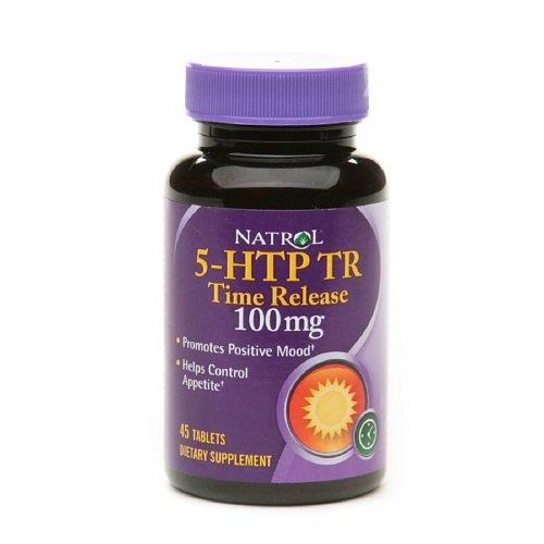 Natrol 5 HTP Release 100mg Tablets
