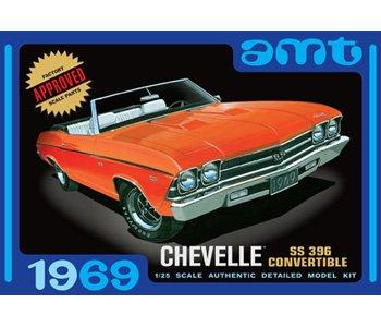 1969 Chevelle (AMT 1969 Chevelle Convertible)