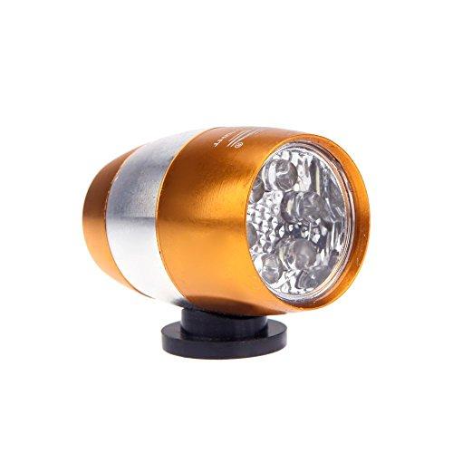 DLLL Aluminium Flashlight Waterproof included