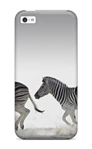 Iphone Premium Phone Case For Iphone 5c Zebra Tpu Case Cover
