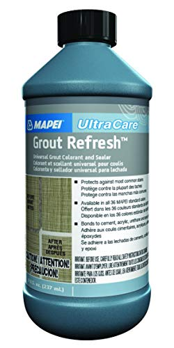 Grout Refresh White 8oz.