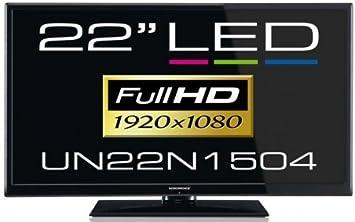 Nordmende UN22N1504 LED TV - Televisor (55,88 cm (22