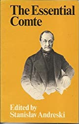 The essential Comte;: Selected from Cours de philosophie positive