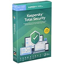 Kaspersky Labs Kaspersky Total Security 5 User 1 Year 2019