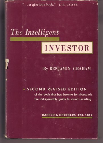 The Intelligent Investor By Benjamin Graham Pdf