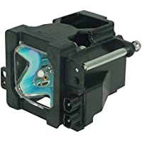AuraBeam JVC HD-56G786 TV Replacement Lamp with Housing