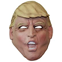 Forum Novelties 78232Trump–Máscara de látex de adultos, Donald