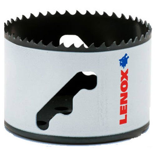 LENOX Tools Bi-Metal Speed Slot Hole Saw with T3 Technology, 3-1/2