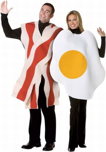 AMAZON - Bacon & Egg Costume