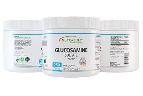 NutraBulk Glucosamine Sulfate Powder - 250 gram ()