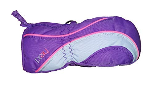 (Head Jr. Ski Mitten Sweet Violet/PinK - Sizes For Girls (Small (Ages 4 to 6)))