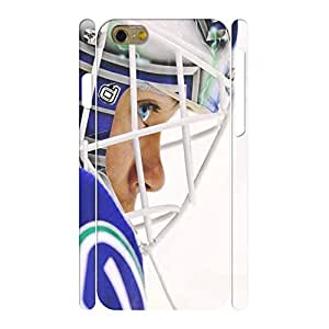 Super Slim Hard Hipster Phone Accessories Print Hockey Player Action Pattern Skin Case For Iphone 6 4.7Inch Cover