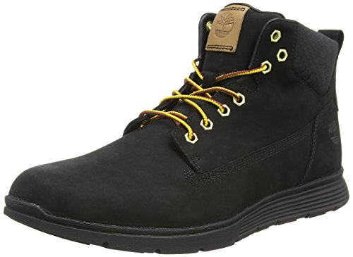 Timberland Killington Chukka Black Nubuck CA19UK, Boots - 50 EU
