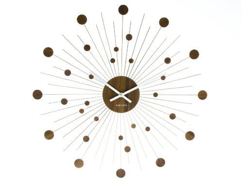 Karlsson Uhr karlsson uhr wanduhr dragonfly weiss karlsson uhr