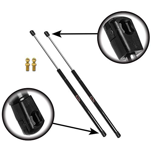 - Qty (2) Nissan 300ZX 1984 1985 1986 1987 1988 01/1989 Rear Hatch Lift Supports, Struts, Springs Qty, Shocks