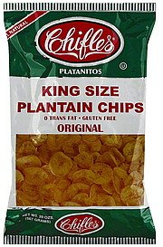 Chifles Plantain Chips (Chifles King Size Original Plantain Chips)