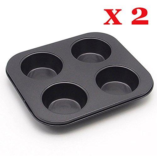 2 cup cupcake pan - 9