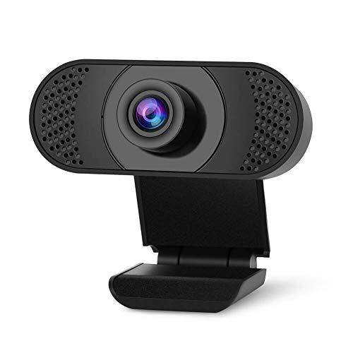 🥇 WeChip 1080P HD Webcam con micrófono para PC