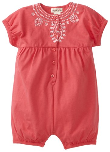 Angel Dear Baby-Girls Newborn Olivia Shortall Pant