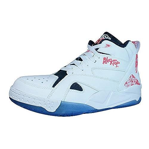 ce8b2f88fde0 cheap Reebok Classic Blacktop Boulevard White Mens Sneakers ...