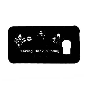 Printing With Taking Back Sunday Tbs For Samsung Galaxy S6 Hipster Back Phone Case For Women Choose Design 1