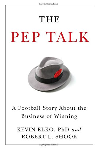 CU The Pep Talk: A Football Story about the Business of Winning