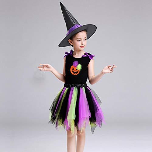 Suma-ma 3 Pcs Baby Girl Toddler Halloween Performance