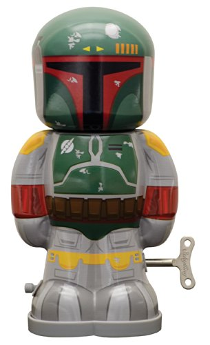 Star Wars Boba Fett Wind