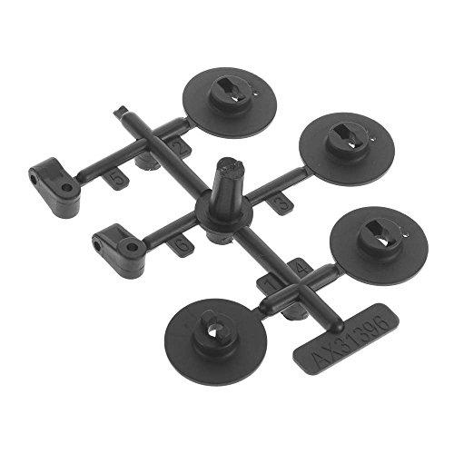 (Axial AX31396 Winch Spool/Servo Mounts Parts)