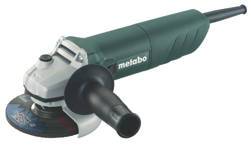 Metabo W 720-115 4 1/2-Inch Angle Grinder, Basic Series, 6.5