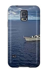 Fashion XOOkYzz2871redAS Case Cover For Galaxy S5(ship)