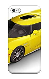Case Cover Koenigsegg Ccx Yellow/ Fashionable Case For Iphone 5/5s by icecream design