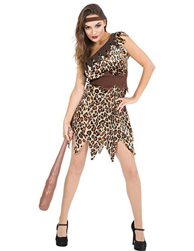Orion Costumes Womens Sexy Cave Girl Cavewoman Jungle Outfit Small -