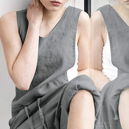 Casual Rompers Pantalon Gris Beautyjourney en Pantalon Elargisseur Femme Decontract Salopette Pant Pantalons Pantalon Denim Harem Salopette Vert Pantalon 11E0TZq