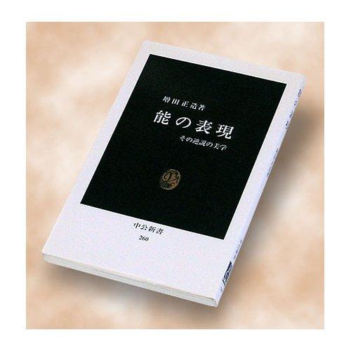 能の表現―その逆説の美学 (中公新書 260)