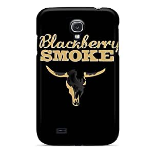Quality Saraumes Case Cover With Blackberry Smoke Nice Appearance Compatible With Galaxy S4