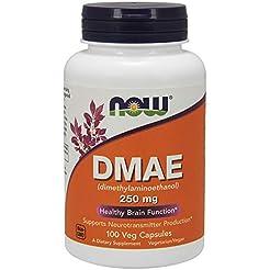 NOW Supplements, DMAE (Dimethylaminoetha...