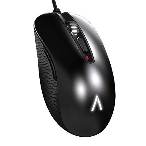 Azio 3500dpi USB Gaming Mouse (EXO1-K) [並行輸入品] B077KT8JLC