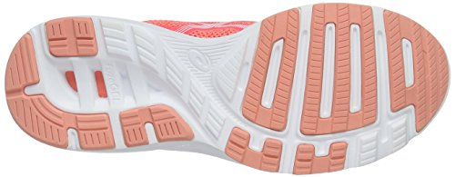 Nitrofuze Melba Gymnastique Flash Coral White Orange Femme Asics Peach dXPqd
