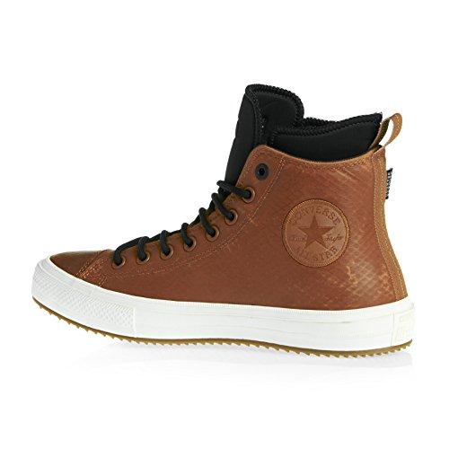 Converse Hombre Chuck Taylor All Star II Boot Hi Formadores, Marrón Marrón