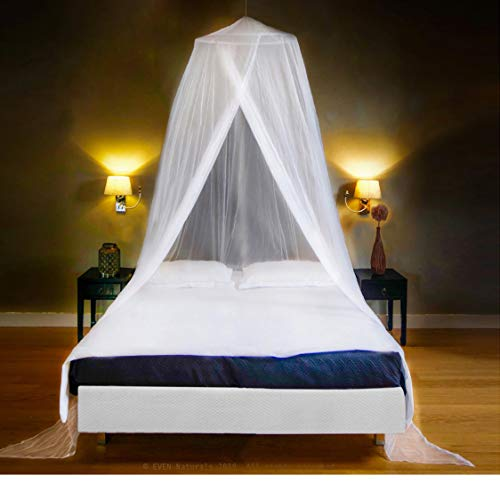Pink Sealive Childrens Mosquito Net Yurts Nets,Pop Up Mosquito Net Bed Guard Tent,Free Installation Bed Zipper Anti Mosquito Bites